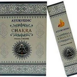 Incienso Ayurvedic chakras 15g
