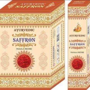 Incienso Ayurvédico Safran 12h