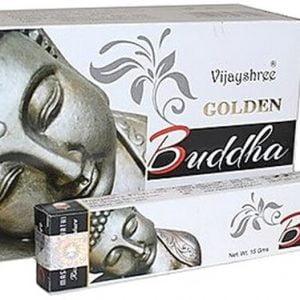 Incienso Golden Nag Buda 15 g