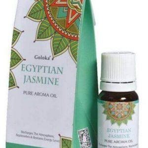 Aceite egipcio de jazmín Goloka 10 ml