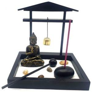 Jardín Zen Buda Gong 15cm
