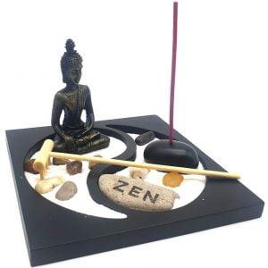 Tienda Zen Buda Ying-Yang 15cm